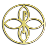 """Eurovital"" Christus-Marien-Plakette"