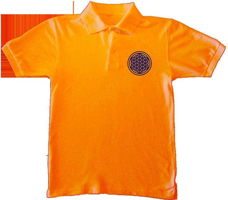 Polo arancione1 klein