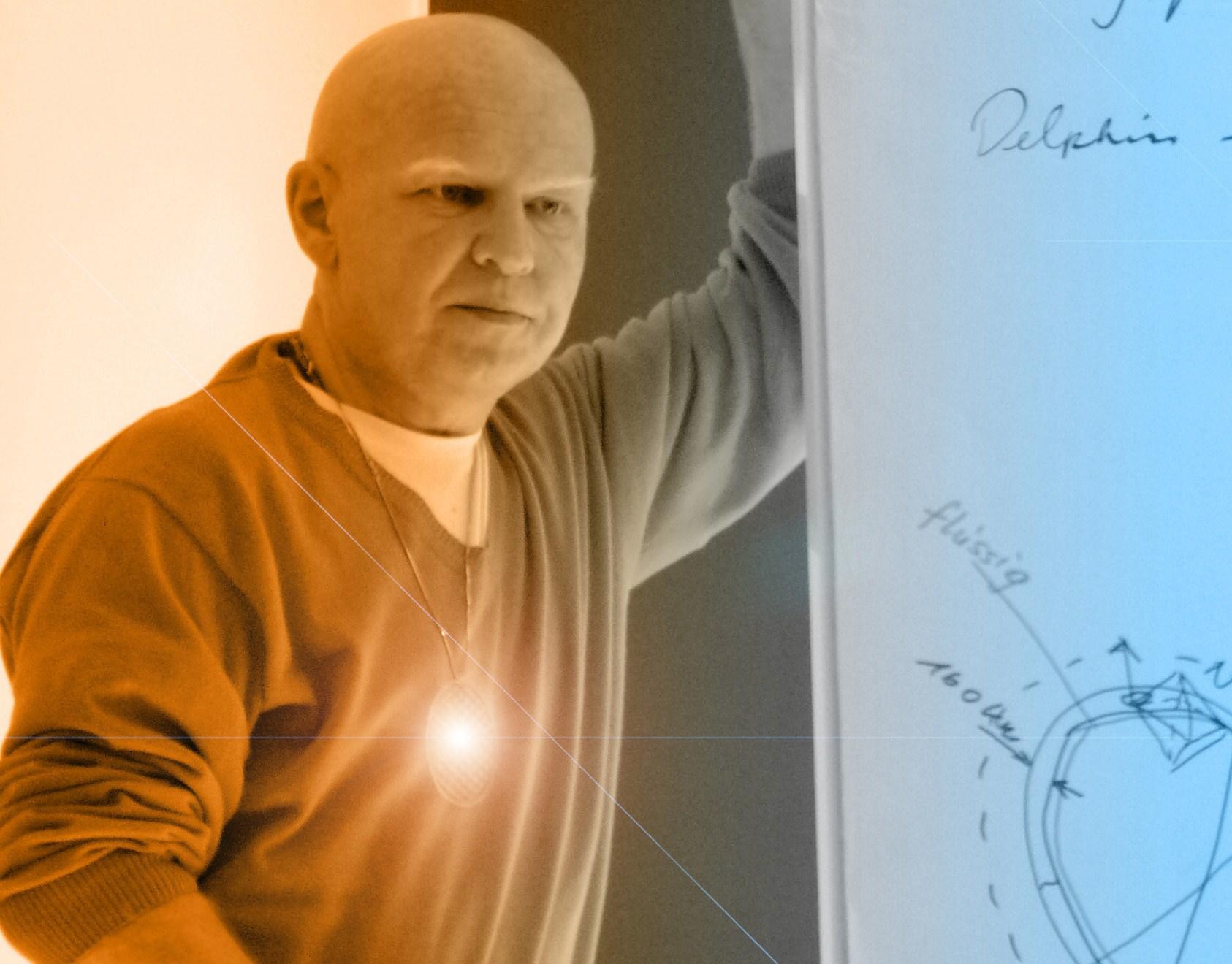 Johannes teaching