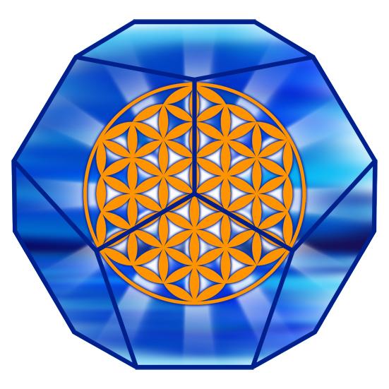 Oktaeder-Energie - Space Clearing - Erdheilung