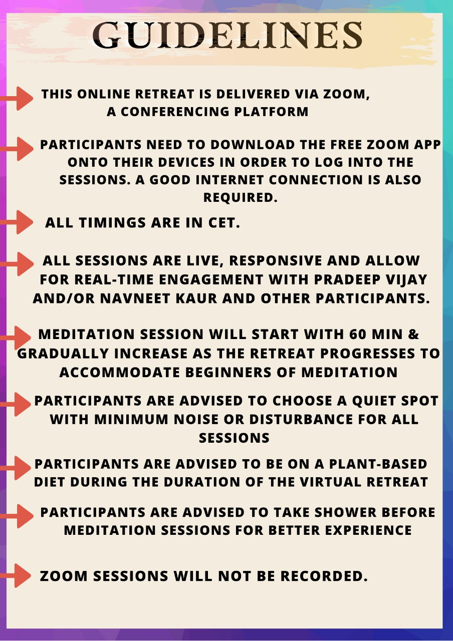 Pradeep 40 DAYS MEDITATION SELF HEALING PROGRAM 2