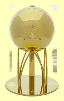 Lichtenergie-Globus