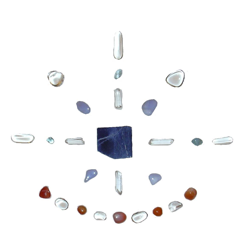 Kristallmandala 1