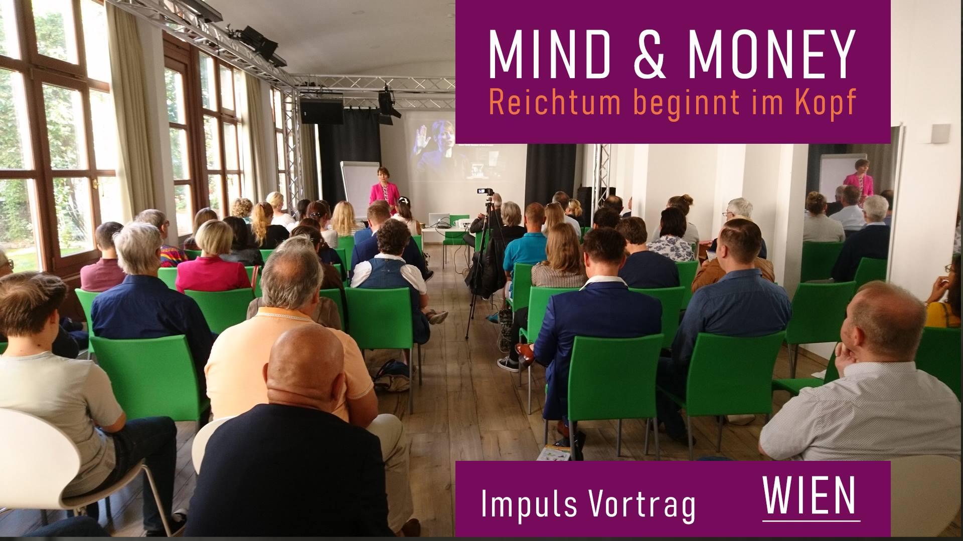 Mind and Money Impuls Vortrag